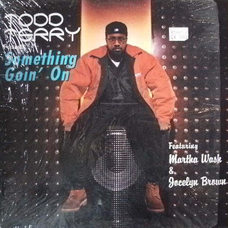 TODD TERRY / SOMETHING GOIN' ON