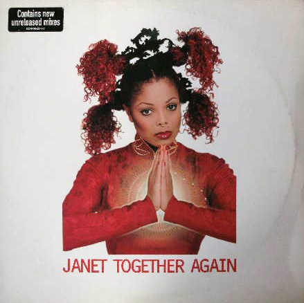 JANET JACKSON / TOGETHER AGAIN