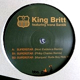 KING BRITT / SUPERSTAR feat.IVANA SANTILLI