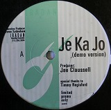JOE CLAUSSELL / JE KA JO
