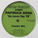 PAPRIKA SOUL / HE LOVES YOU 93