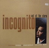 INCOGNITO / OUT OF THE STORM ( CARL CRAIG REMIX )