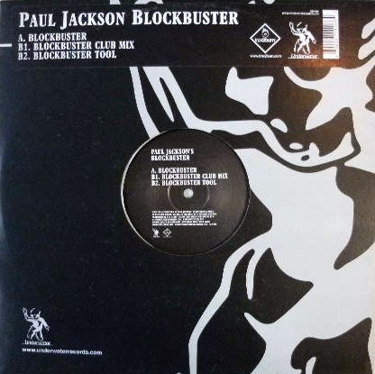 PAUL JACKSON / BLOCKBUSTER