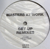 MASTERS AT WORK / GET UP ( REMIX )