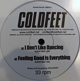 COLDFEET / I DON'T LIKE DANCING EP