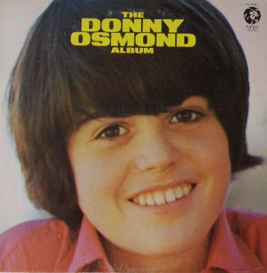 DONNY OSMOND / ALBUM