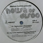 VARIOUS / HOUSE OF DISCO EP
