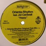 ORIENTA-RHYTHM feat. JOI CARDWELL / HAPPY