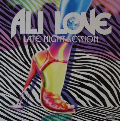 ALI LOVE / LATE NIGHT SESSION