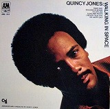 QUINCY JONES / WALKING IN SPACE