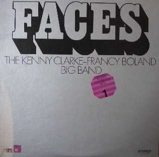 KENNY CLARKE & FRANCY BOLAND / FACES