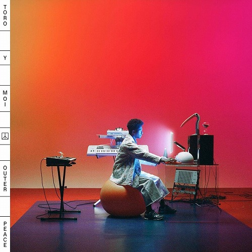 TORO Y MOI / OUTER PEACE (LIMITED CLEAR VINYL)