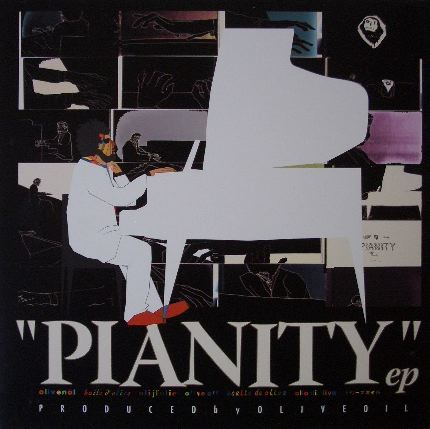 OLIVE OIL / PIANITY EP