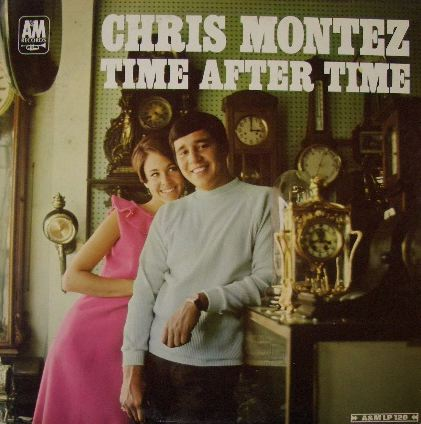 CHRIS MONTEZ / TIME AFTER TIME