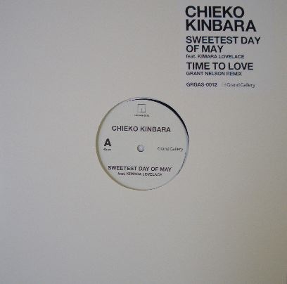 CHIEKO KINBARA / SWEETEST DAY OF MAY
