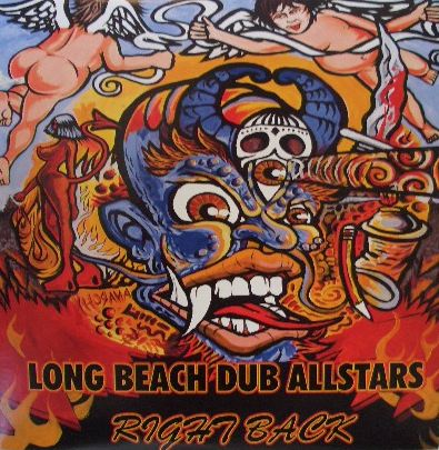 LONG BEACH DUB ALLSTARS / RIGHT BACK