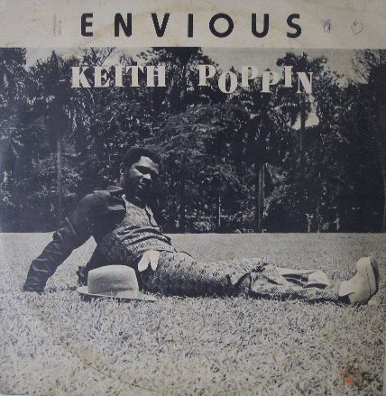 KEITH POPPIN / ENVIOUS