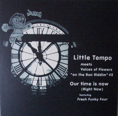 LITTLE TEMPO / ON THE RON RIDDIM #2