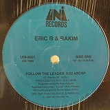ERIC B & RAKIM / FOLLOW THE LEADER