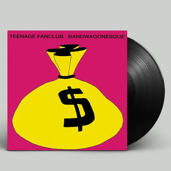 TEENAGE FANCLUB / BANDWAGONESQUE