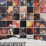 IWASACUBSCOUT / PINK SQUARES