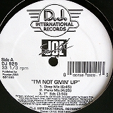 JOE SMOOTH / I'M NOT GIVIN' UP