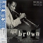 CLIFFORD BROWN SEXTET / NEW STAR ON THE HORIZON