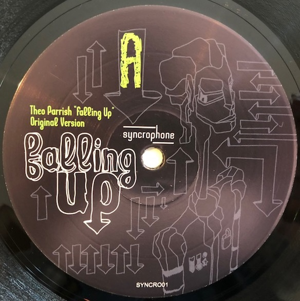 THEO PARRISH / FALLING UP