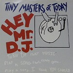 TINY MASTERS OF TODAY / HEY MR. DJ