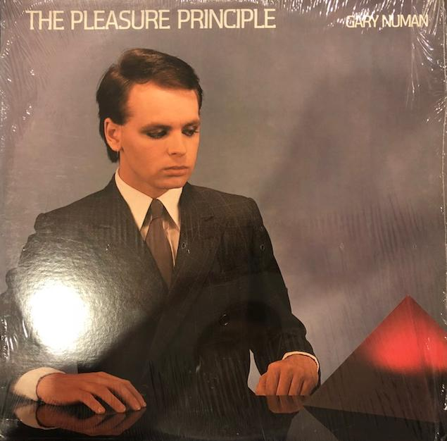 GARY NUMAN / PLEASURE PRINCIPLE