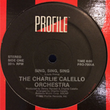 CHARLIE CALELLO ORCHESTRA / SING SING SING