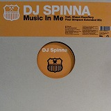 DJ SPINNA / MUSIC IN ME