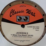 JACKSON 5 / I WANT YOU BACK