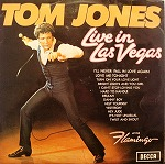 TOM JONES / LIVE IN LAS VEGAS