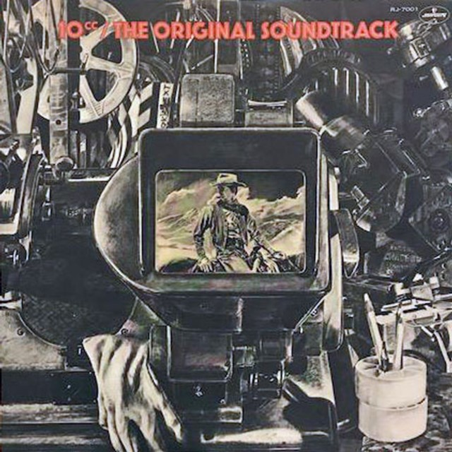10CC / ORIGINAL SOUND TRACK