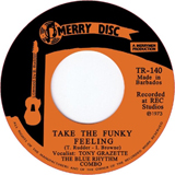 BLUE RHYTHM COMBO / TAKE THE FUNKY FEELING
