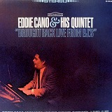 EDDIE CANO & HIS QUINTET  / BROUGHT BACK LIVE FROM