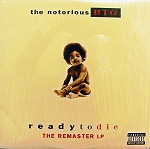 NOTORIOUS BIG / READY TO DIE (REMASTER LP)