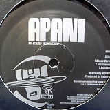 APANI B-FLY EMCEE / STRIVE