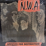 N.W.A / APPETITE FOR DESTRUCTION