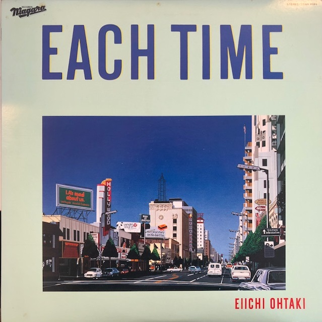 大滝詠一 (EIICHI OHTAKI) / EACH TIME