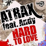 ATRAX feat. ANDY / HARD TO LOVE