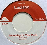 LUCIANO / SATURDAY IN THE PARK