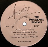 AMERIE / THE UNRELEASED REMIXES
