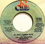 LOVE UNLIMITED ORCHESTRA / MY SWEET SUMMER SUITE