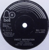 JOHNNY JOHNSON & THE BANDWAGON / SWEET INSPIRATION