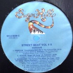 VARIOUS / STREET BEAT VOL # ?