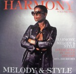 VARIOUS / HARMONY MELODY & STYLE LOVERS ROCK