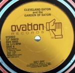 CLEVELAND EATON / GET OFF