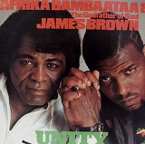 AFRIKA BAMBAATAA & JAMES BROWN / UNITY